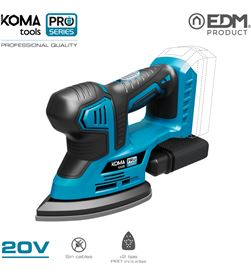 Koma lijadora 20v (sin bateria y cargador) tools pro series battery edm 8425998087536 - 08753