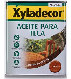 Bruguer xyladecor aceite teca para teca 5l 8430078010076 - 25053