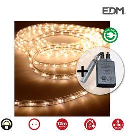 Edm kit flexiled 12mts multifuncion blanco calido 8425998714920 - 71492