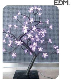 Edm arbol 3d sakura 45cm 60 leds rosas (interior) 8425998718911 - 71891
