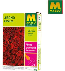 Masso abono rosales 2 kg massó 8424084000251 PRODUCTOS - 06558
