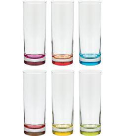 Secret set 6 vasos altos modelo aqua color 3560238711651 - 75559