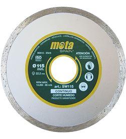 Mota disco diam liso humedo 230mm clp18 sw230p + lapiz carpintero 8435223400016 - 39663