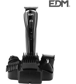 Edm conjunto maquina corta cabellos - 5 en 1 - recargable - 8425998075991 - 07599