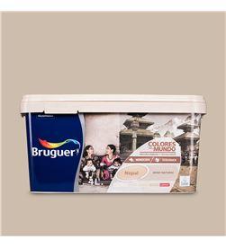 Bruguer colores del mundo nepal beige natural 4l 8429656061630 - 25235