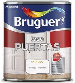 Bruguer laca para puertas blanco permanente 0,75l 8429656032708 - 25089