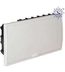 Solera caja para icp 1-4 elementos distribucion hasta 12 elementos para empotrar i 8423220009776 - 61068