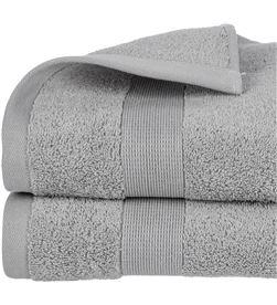 Atmosphera 68019 #19 toalla de rizo 450gr color gris 70x130cm 3560239469896 - 68019