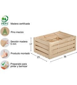 Astigarra 75268 #19 lote de 3 cajas de lamas pino macizo ga 8422341499305 - 75268 #19