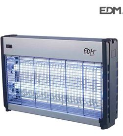 Edm ELEK06013 matamosquitos prof. electronico 2x15w 50m2 8425998060133 - ELEK06013