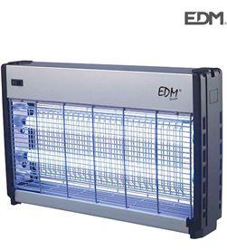 Edm ELEK06016 matamosquitos profesional electronico 2x20w 8425998060164 - ELEK06016