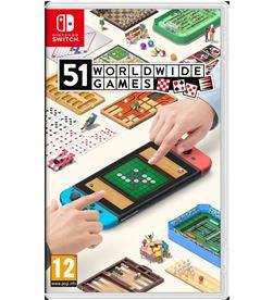 Nintendo 10004590 juego switch 51 worldwide games Consolas - 10004590
