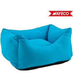 Nayeco 06882 #19 cuna cuadrada azul 76x60x21cm 8427458839457 - 06882 #19