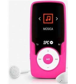 Reproductor mp4 Spc pure sound extreme 8598P/ 8gb/ pantalla 1.8''/ radio fm/ - SPC-MP4 PS EX 8GB PK