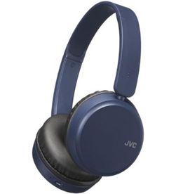 Jvc -AUR HA-S35BT BL auriculares inalámbricos ha-s35bt/ con micrófono/ bluetooth/ azules ha-s35bt-a-u - JVC-AUR HA-S35BT BL