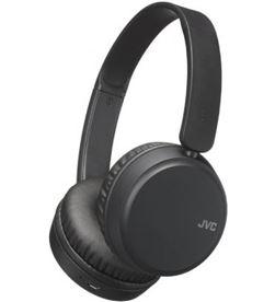 Jvc -AUR HA-S35BT BK auriculares inalámbricos ha-s35bt/ con micrófono/ bluetooth/ negros ha-s35bt-b-u - JVC-AUR HA-S35BT BK