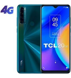 Todoelectro.es TCL-SP 20 SE GREE smartphone tcl 20 se 4gb/ 64gb/ 6.82''/ verde aurora t671h-2blcwe12 - TCL-SP 20 SE GREE