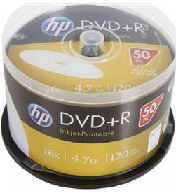 Verbatim DRE00026WIP-3 dvd+r hp print 16x/ tarrina-50uds - DRE00026WIP-3
