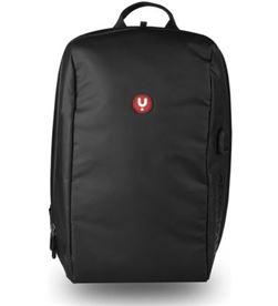 Ngs mochila monray backpack delish para portátiles hasta 15,6''/ puerto usb/ neg - DELISH