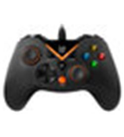 Todoelectro.es gamepad krom key pc ps3 negro/naranja nxkromkey - A0017854