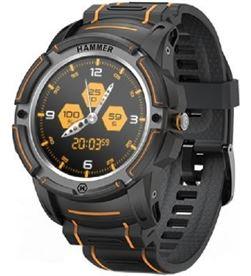 Hammer -RELOJ WATCH BK smartwatch watch/ notificaciones/ frecuencia cardíaca/ gps/ negro haswb - HAM-RELOJ WATCH BK