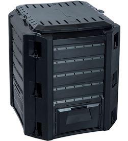 Kinzo caja de compostaje 380l negra 8711252078656 JARDÍN - 90368 #19