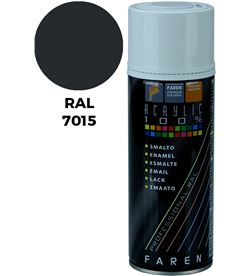 Faren 96818 #19 spray ral 7015 gris pizarra 400ml. 8020089993972 - 96818 #19