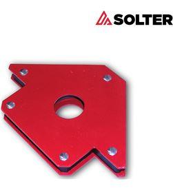 Solter 82919 #19 escuadra magneto eco 45º-90º 10.2x15.5x1.7cm 8427338061602 - 82919 #19