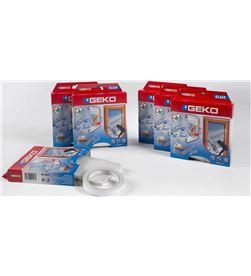 Geko 47330 #19 film aislante transparente para ventanas 8014846501081 - 47330 #19