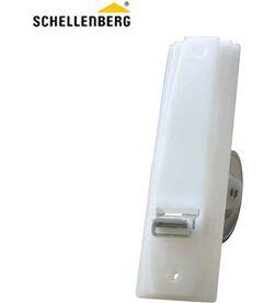 Schellenberg 87039 #19 recogedor con placa blanco sistema maxi 25x165x140mm (140x155mm) 4003971501435 - 87039 #19
