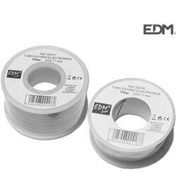 Edm 02416 #19 carrete estaño 100gr. 63% 1mm 8425998024166 - 02416 #19