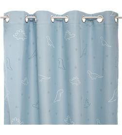 Atmosphera 68101 #19 cortina infantil azul fluorescente 140 x 250cm 3560238325261 - 68101 #19