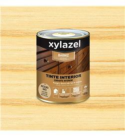 Xylazel 25598 #19 barniz tinte interior mate incoloro 375ml 8414956010228 - 25598 #19