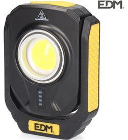 Edm 36442 #19 linterna led compact recargable 10w 900 lumen 8425998364422 - 36442 #19