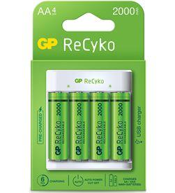 Gp 38448 #19 cargador para pilas aa y aaa gama ecológica 4891199192937 - 38448 #19
