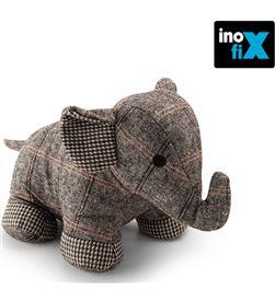 Inofix 66733 #19 tope textil sujetapuertas 1kg elefante gris. 8414419317680 - 66733 #19