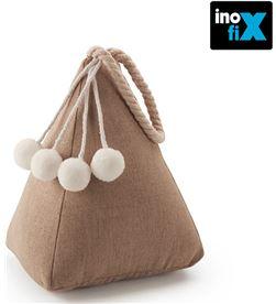 Inofix 66731 #19 tope textil sujetapuerta 1kg saco beige. 8414419317482 - 66731 #19