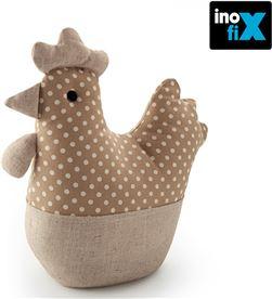 Inofix 66734 #19 tope textil sujetapuertas 1kg gallina beige. 8414419317727 - 66734 #19