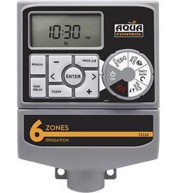 Todoelectro.es 74557 #19 programador 6 zonas access 6 aqua control 8426375711167 - 74557 #19