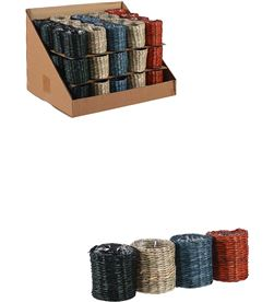 Mica cesto modelo alexis color variado ø7cm x 7cm 8718861831054 - 74887 #19
