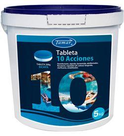 Tamar 81708 #19 cloro 10 acciones tableta 5kg fusion 8436530930111 - 81708 #19