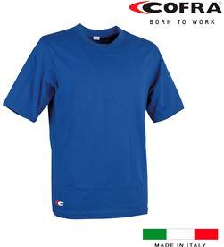 Cofra 80690 #19 camiseta zanzibar azulina (royal) talla l 8023796161139 - 80690 #19