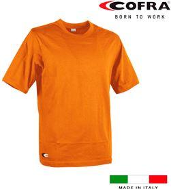 Cofra 80670 #19 camiseta zanzibar naranja talla s 8023796514225 - 80670 #19