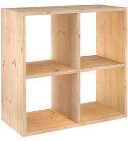 Astigarraga 75271 #19 estanteria modular con 2x2 cubos dinamic pino macizo 8422341499855 - 75271 #19