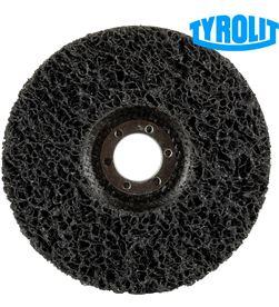 Tyrolit 82017 #19 disco de limpieza 125x22,2 gr c basto. 9003178980175 - 82017 #19