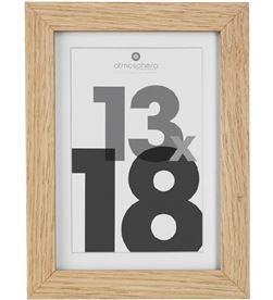 Atmosphera marco de fotos en madera natural 13x18cm 3560239403524 - 83606 #19