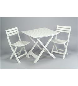 Todoelectro.es 75373 #19 set de camping color blanco ipae progarden 8009271006669 - 75373 #19