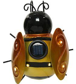 Lumineo 83988 #19 luz solar con forma de abeja 14,5x13x5cm 8720093392227 - 83988 #19