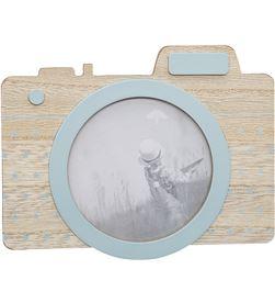 Atmosphera 83625 #19 marco de fotos 16x12cm infantil modelo camara de fotos colores surtidos 3560238696033 - 83625 #19