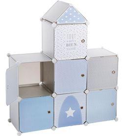 Atmosphera 83612 #19 almacenamiento infantil grey castle 3560238909867 - 83612 #19